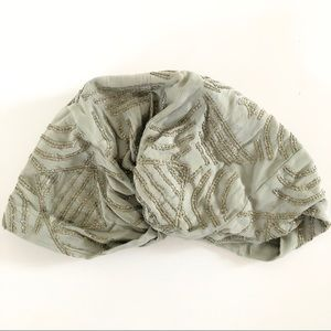 Zara Special Edition Beaded Turban.